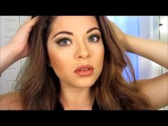 ▶ Fall Makeup: Earthy Colors (Wearable Green Eyeshadow) - YouTube