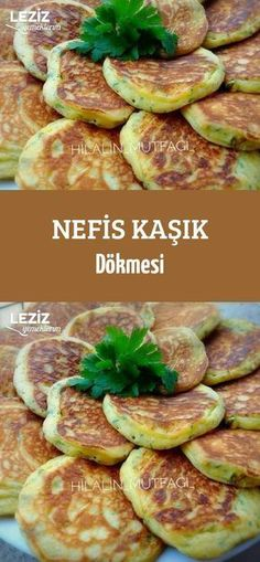 Nefis Kaşık Dökmesi – Vegan yemek tarifleri – Las recetas más prácticas y fáciles Vegan Snacks, Healthy Snacks, Vegan Recipes, Healthy Eating Tips, Healthy Nutrition, Tasty, Yummy Food, Turkish Recipes, International Recipes