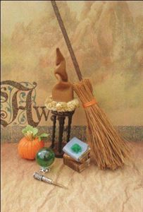 tutorial: miniature broom