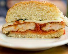 America's Best Chicken Parm Sandwiches