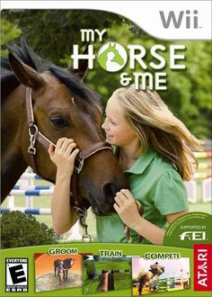 My Horse and Me - Nintendo Wii Atari https://www.amazon.com/dp/B000V5J410/ref=cm_sw_r_pi_dp_x_UPvwyb07FAYG7