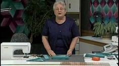 Braided Borders in Your Quilts with Kaye Wood, via YouTube. http://www.youtube.com/watch?v=RcL9AlFg0VM