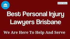 Here are pointers for choosing the best personal injury lawyers brisbane :Do your legwork on the lawyers reputation and personal injury experience. Ask the person who referred you to the lawyer for their thoughts. You can also check online.Meet or … Good Lawyers, Brisbane, Sydney, Leg Work, Personal Injury Lawyer, Pointers, Advice, Facts, Good Things