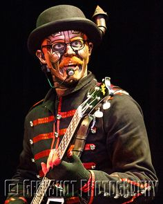 Hatchworth from Steam Powered Giraffe. This and many other prints available in our SPG Store.