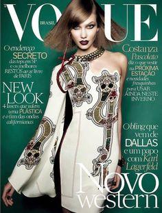 Vogue Brazil, July 2014.
