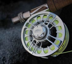 Taylor Fly Fishing Reels / Our vision is simple. Produce quality fly fishing reels that are both stylish and affordable. When you buy a taylor reel you are purchasing a reel made by fishermen for fishermen. http://thegadgetflow.com/portfolio/taylor-fly-fishing-reels/