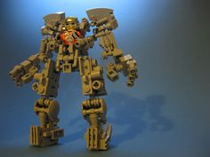 Heavy Loader All-Bley Hardsuit  by Exius_, via Flickr