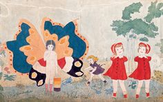 """Article: """"In the Realms of the Unreal: The Mystery of Henry Darger by Jessica Yu"""""""
