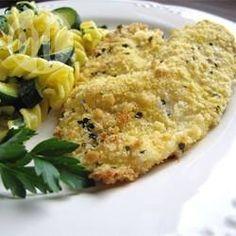 Deze tilapia smaakt bijna net zoals gefrituurde vis, alleen is dit veel gezonder, zonder al die olie en calorieën.