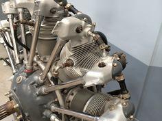 Pratt & Whitney Wasp Jr. (photo: Paul Woodford)