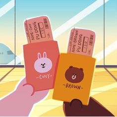 Holiday ❤️#cony #brown #conyline #brownline #browncony #conyandbrown #linecony #linebrown #line#linefriends