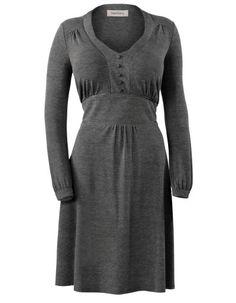 Pepperberry Button Detail Jersey Dress