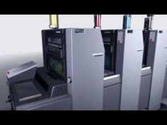 Offset Lithography video.