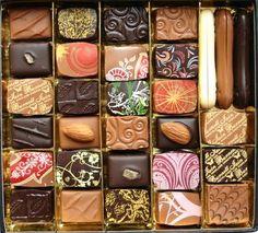The Chocolatier's Selection by Iain Burnett, The Highland Chocolatier