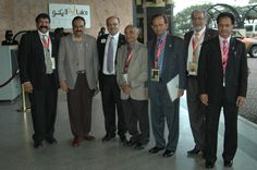 International Directors and Governors arrive at Laico Regency for the 10th MD411 Convention