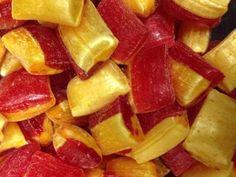 Rhubarb & Custard - Sugar Free