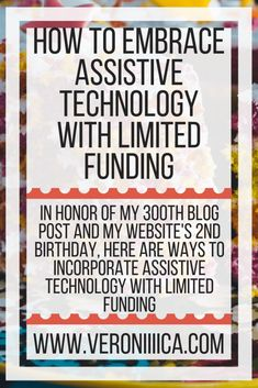 How To Embrace Assistive Technology With Limited Funding. In honor of my b… - Technology Education Humor, Health Education, Music Education, Assistive Technology, Educational Technology, Technology Gadgets, Organization Skills, Classroom Organization, Preschool Special Education