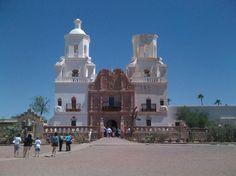 San Xavier Mission, Tucson Arizona