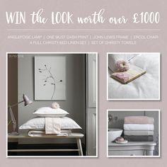 Enter Competition / Christy UK