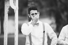 Try to Get Through These Groom Reactions Without Crying