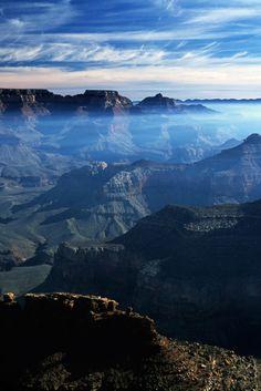 South Rim of the Grand Canyon, Arizona, USA
