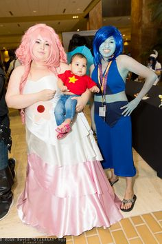 rose quartz steven universe and lapis lazuli - Universe Halloween Costume