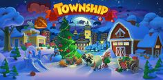 Township PLAYRIX on Behance