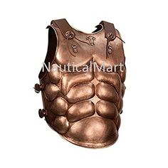 Roman Commander Muscle Cuirass Armor by NauticalMart: Amazon.co.uk: Toys & Games
