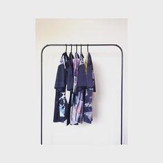 "KIMONO. A Japanese traditional garment. The word ""kimono"" actually means a ""thing to wear"" ki ""wear"" and mono ""thing"". #HERSE #ss17 #wearableart #fashion #art #kimono #Japan #limitededition #collectible #soononline #eshopping"