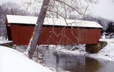 Simpson Creek Bridge, Bridgeport, WV