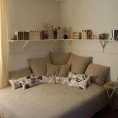 Comment aménager sa «petite» chambre à coucher! 15 idées inspirantes
