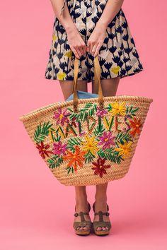 Strandtasche - Initiative Handarbeit