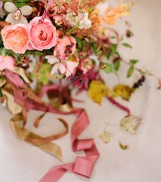 Elegant Fall Wedding Colors