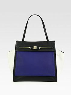 561bc993393f Furla Exclusively for Saks Fifth Avenue Equestre Colorblock Shopper Work  Bags