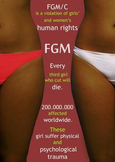 Fundition - Support and to raise awareness to stop FGM Days For Girls, These Girls, Women's Human Rights, Trauma, Physics, Psychology, Psicologia, Physique