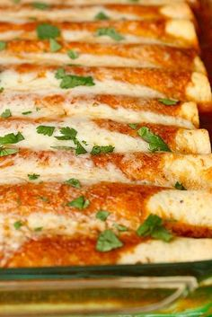 Chicken Enchiladas..this is my all time favorite enchilada recipe.