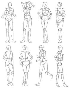 New fashion drawing poses simple Ideas Pencil Art Drawings, Art Drawings Sketches, Art Sketches, Drawing Reference Poses, Drawing Tips, Drawing Hands, Drawing Tutorials, Body Drawing Tutorial, Character Drawing