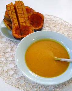 shelly in real life: Butternut Squash Soup