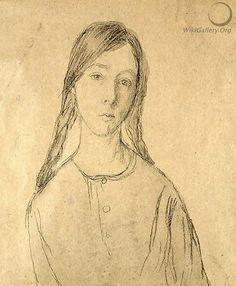 Self Portrait - Gwen John