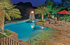 19 Best Beach Entry Pools images   Beach entry pool, Swimming pool ...