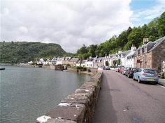 Plockton, Scotland - Where Hamish Macbeth was filmed.