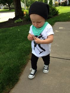 Baby boy fashion.. Stiles style
