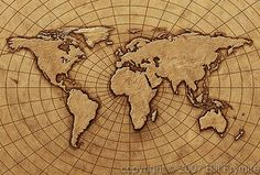 This is how I want my world tattoo.
