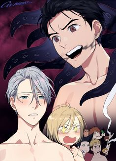 Yuri on Ice / #yoi