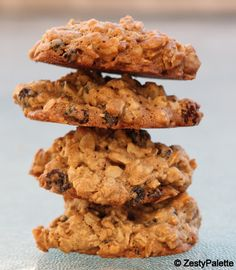 Cooks Joy -   Oatmeal Raisin Cookies