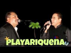 Playariqueña, Cantando Raul Santos y Gaby Santos, CON LLANTO DE COCODRILO