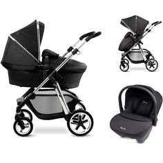Save off the list price. Pram and Pushchair travel system, featuring the Pioneer Chassis Base Pack with Hood & Apron Pack and compatible Simplicity car seat. Car Seat And Stroller, Pram Stroller, Baby Strollers, Silver Cross Pioneer, Silver Cross Prams, Best Baby Car Seats, Travel Systems For Baby, Prams And Pushchairs, Bebe
