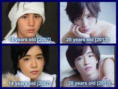 Yamada Ryosuke & Chinen Yuri [2007 - 2013]