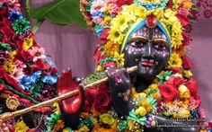 To view Kalachanda Close Up Close Up Wallpaper of ISKCON Dallas in difference sizes visit - http://harekrishnawallpapers.com/sri-kalachanda-close-up-iskcon-dallas-wallpaper-003/