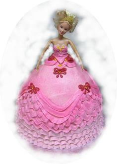 Beautiful+cake | Birthday Cake Party: Beautiful barbie cakes